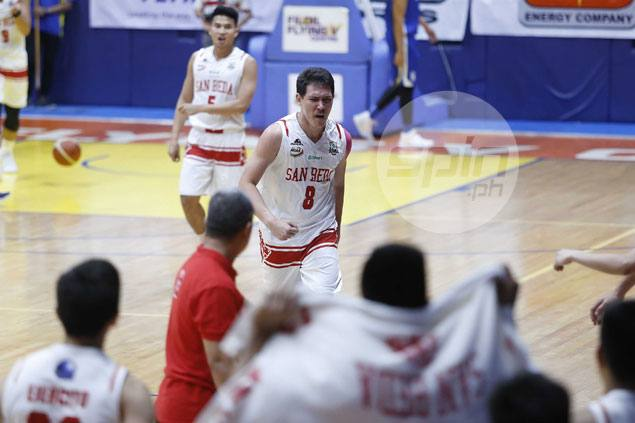 Grateful Robert Bolick resists lure of big PBA payday for chance to repay San Beda trust