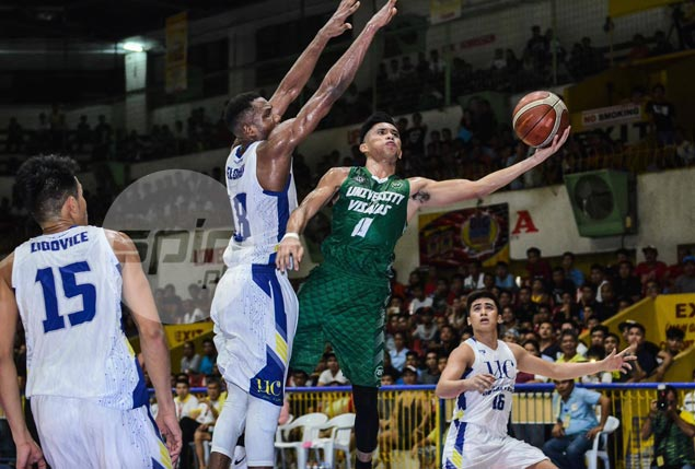 UV Green Lancers stand ground, beat UC to forge deciding Game Three in Cesafi finals
