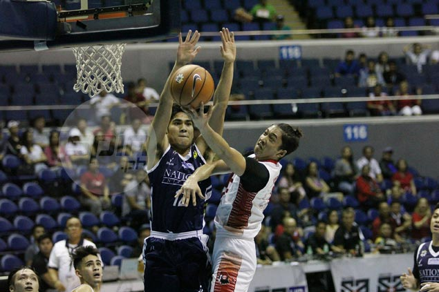 UE Warriors make it two straight wins with rout of NU Bulldogs