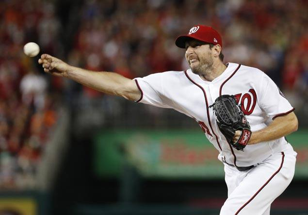 Max Scherzer's futile outing a reality check on idea of aces pitching in relief