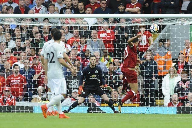 North-West derby proves a let-down once again as United, Liverpool play to a scoreless draw