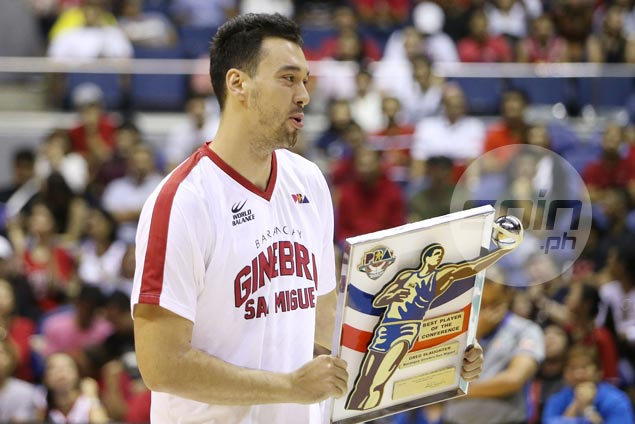 Greg Slaughter caps injury comeback by beating out rival Fajardo for Best Player award