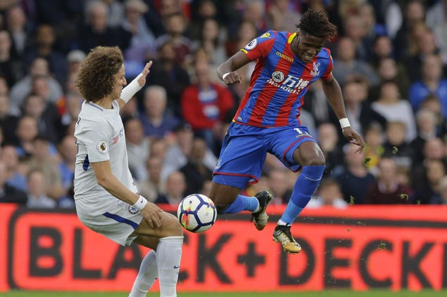 Crystal Palace stuns Chelsea to end seven-game scoring drought in Premier League