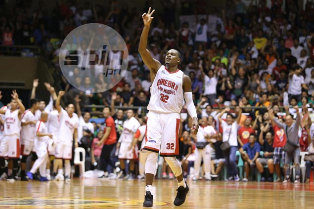 Justin Brownlee says he won't mind losing Best Import award again to 'beast' Durham