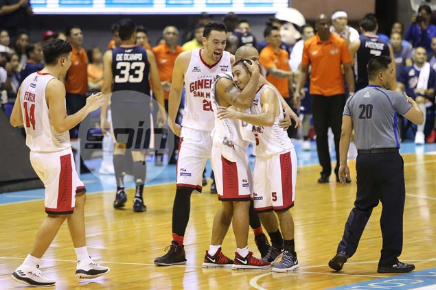Hot-shooting LA Tenorio hesitant to undergo surgery for elbow injury. Here's why
