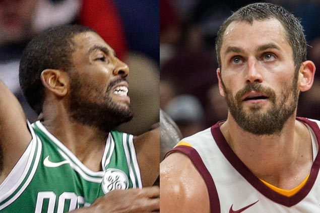 Kevin Love on Cavs opener against Irving, Celtics: 'It doesn't matter who's out there or in what uniform'