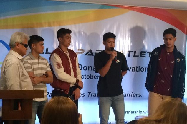 Alay Para Atleta mobile phone service launched to raise funds for differently-abled athletes