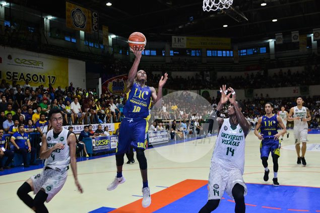 Alcoseba leaps to defense of UC star Frederick Elombi after Game 3 'disappearing act'
