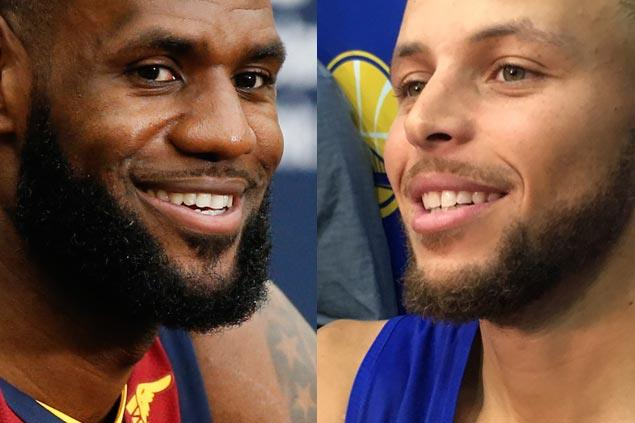 Is Dubs-Cavs IV inevitable? Curry and Co. begin daunting repeat bid as LeBron and crew try to regain title