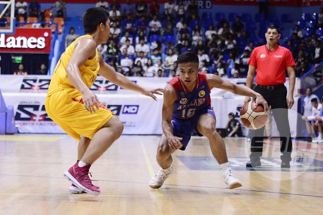 Arellano rips Mapua to stretch streak to four and secure at least a playoff for a semifinal spot
