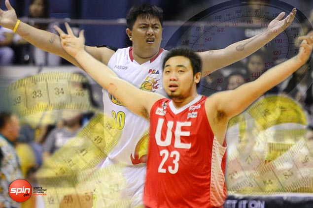 Excess weight not an issue as UE star Alvin Pasaol draws Locsin, Belga comparisons