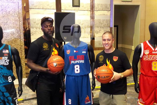 Alapag doesn't expect any problems with temperamental Alab import Ivan Johnson