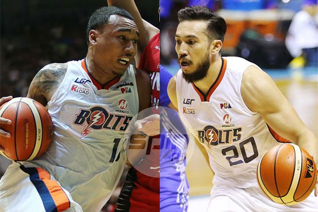Dillinger, Newsome typify sudden decline in Meralco game. Take a look at numbers