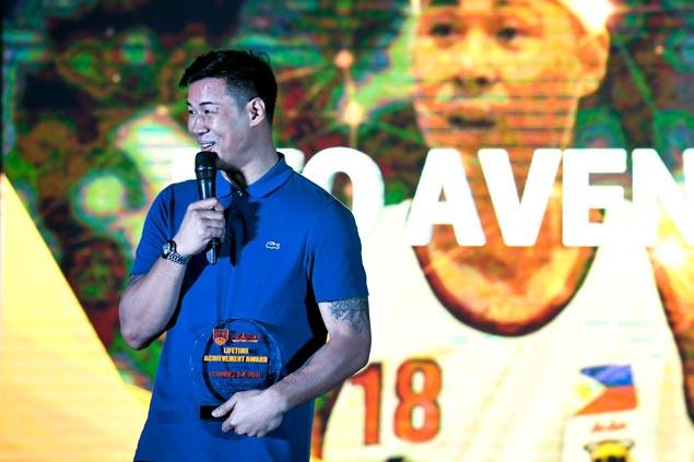 ABL Lifetime Achievement Awardee Leo Avenido not closing door on playing career