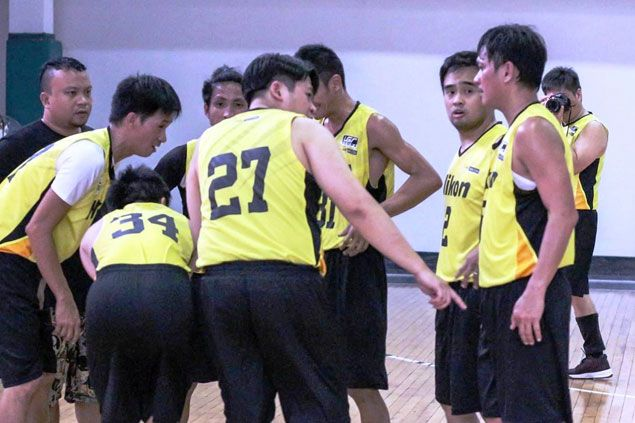 Pat Giron posts triple double as Team RL pulls off crucial win in LGR Hoops