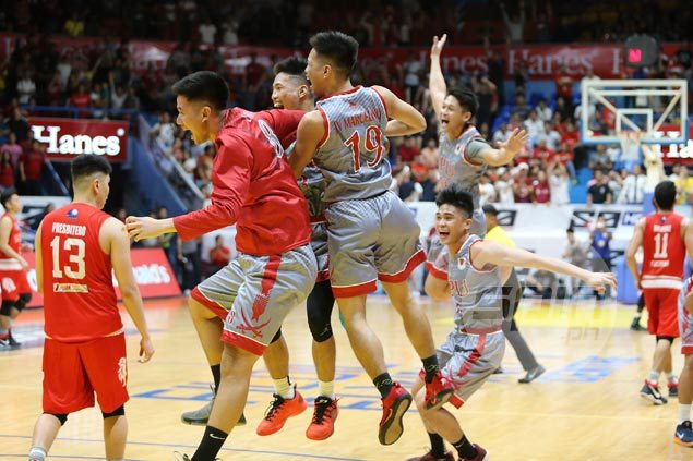 Sweep complete, finals berth secure as Pirates outlast Red Lions in double overtime thriller
