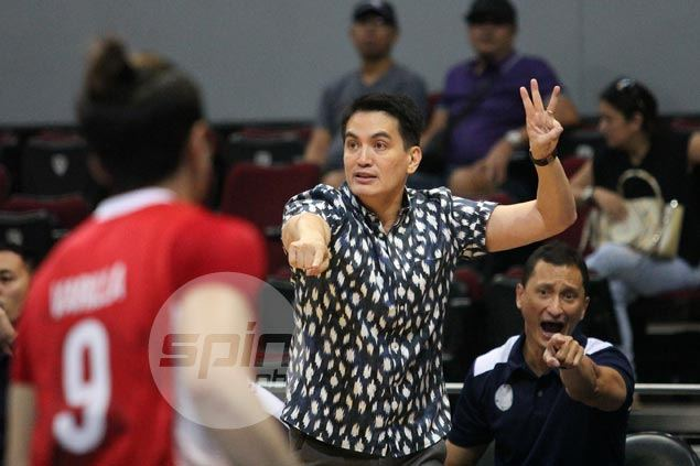 Franz Pumaren confident Adamson has what it takes to bump off La Salle from No. 2 spot