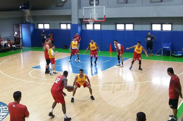 Ginebra wiped out a 2-1 Meralco lead in last year's finals. Now the roles are reversed
