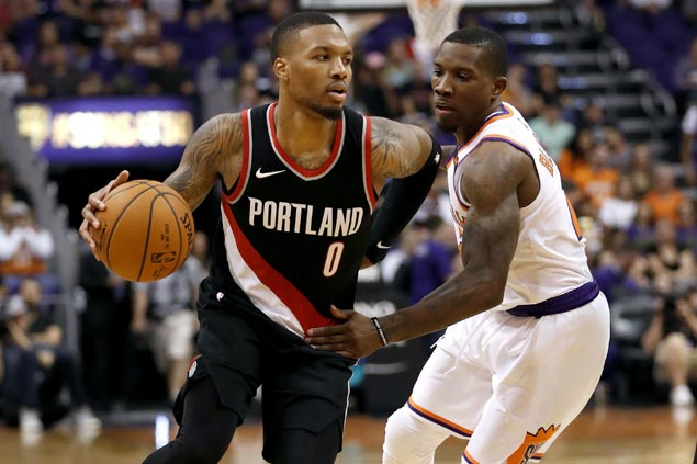 Blazers deal Suns worst season opening loss in franchise history with 48-point blowout