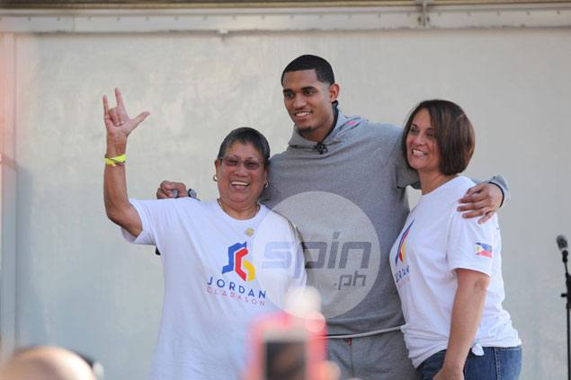 Jordan Clarkson represents: 'It feels good to be a Filipino'