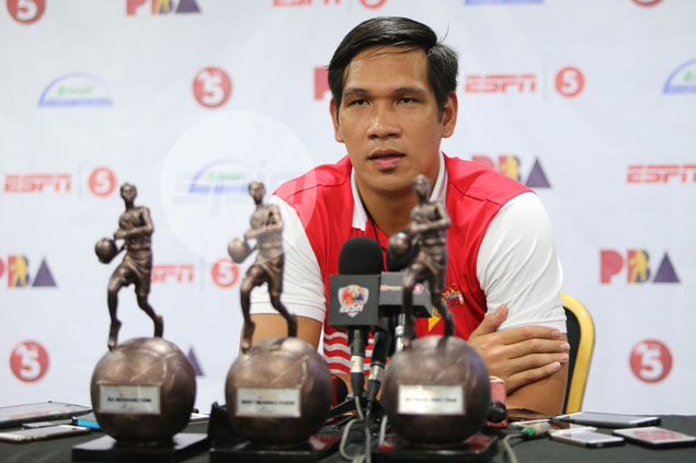 June Mar Fajardo cements place among PBA all-time greats with record fourth MVP award