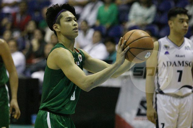 Ricci Rivero offense continues to improve but insists he's not focusing too much on scoring