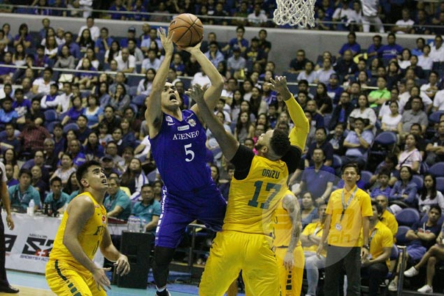 Blue Eagles rally to beat Tamaraws, stretch unbeaten run to 10 and secure semis berth