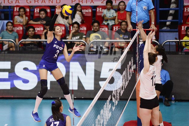 Foton turns back Cignal to kick off PSL Grand Prix campaign on winning note