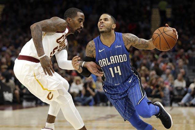 Spell broken finally as Magic end 17-game losing run against Cavaliers