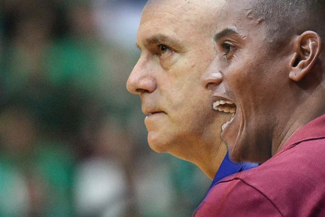 Tab Baldwin, Topex Robinson have a lot more in common than teams' perfect records