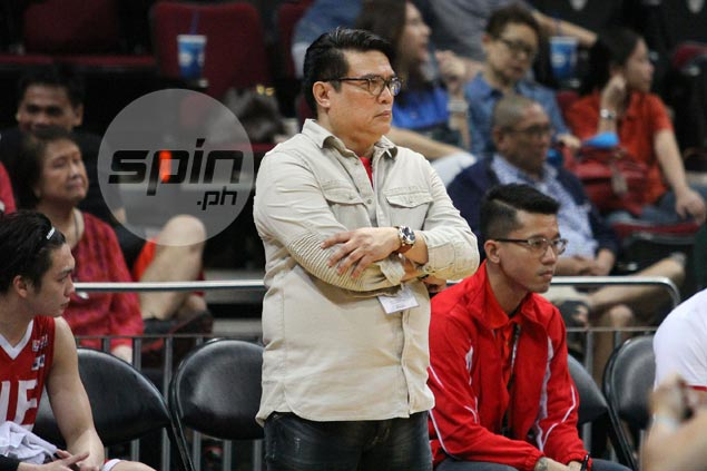 Derrick Pumaren set to resign as UE Red Warriors coach, according to sources
