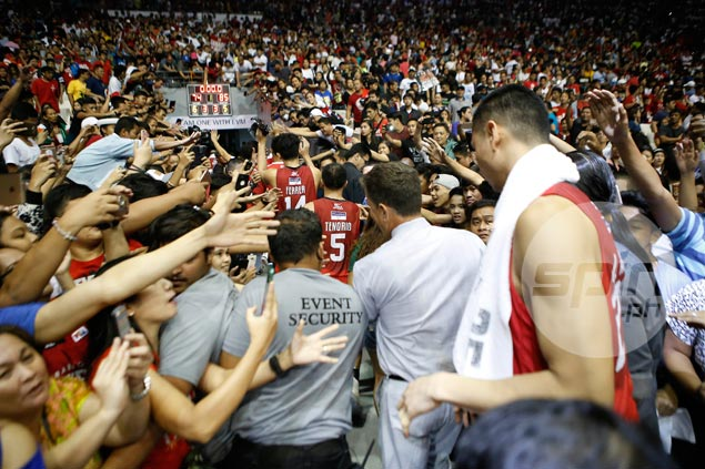 'Ironman' LA Tenorio won't mind playing 48 minutes in Game 6 in Mercado absence