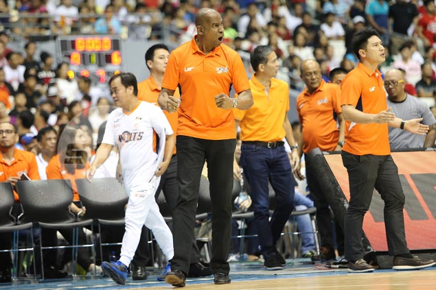 Black refuses to blame Meralco's unfamiliarity with PH Arena after Game 5 defeat