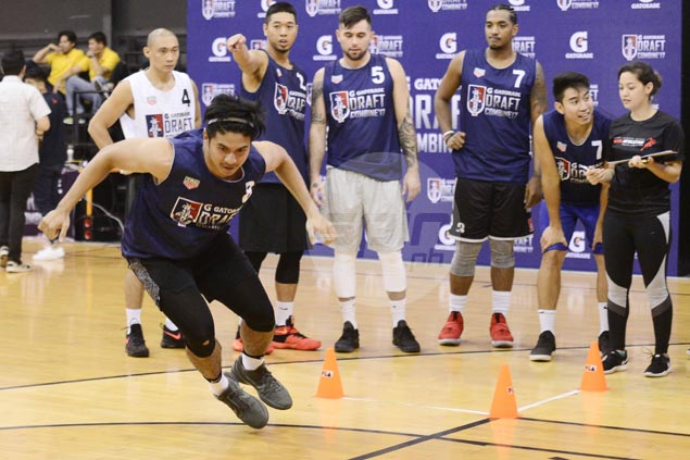 Kiefer Ravena boosts PBA rookie draft stock by topping vertical leap, speed, agility tests