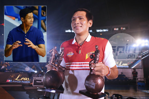 Mentor Ildefonso wants to see Fajardo win fifth MVP, stand out in international arena