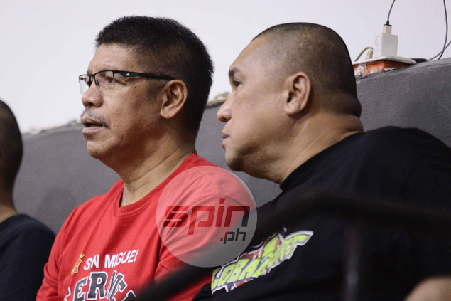 Coach Leo Austria declines comment on controversial San Miguel-KIA trade