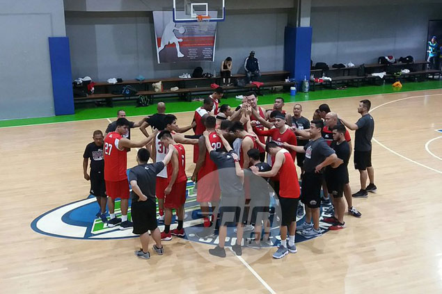 No stone left unturned in what Ginebra hopes would be its last practice of season