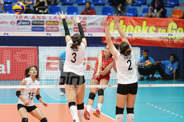 Super Liga hands Grethcel Soltones one-year ban, P50K fine for playing in PVL All-Stars