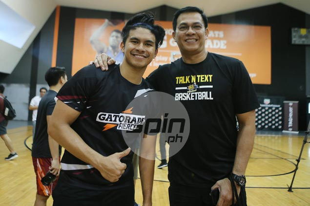 Bong Ravena says 'coachable' Kiefer stands to learn a lot from Yeng Guiao