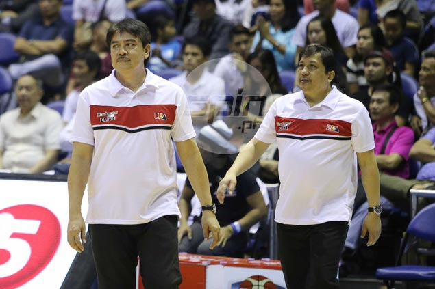 Bong Ramos gives up Indonesia job to take over from Isaac as Blackwater coach