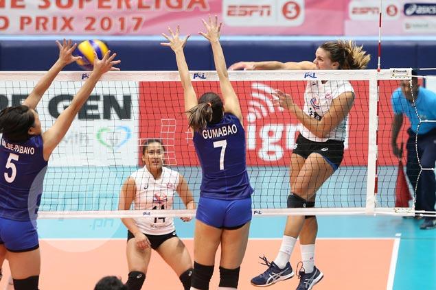 Darlene Ramdin delivers late as Generika-Ayala completes fightback vs Cocolife