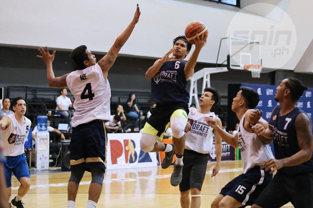Kiefer Ravena caps fiery pre-draft showing with mini-tournament title, MVP award