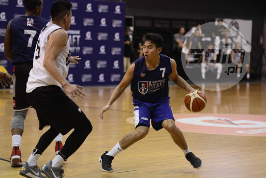 Ginebra rookie Jett Manuel knows defense will be his ticket to Cone's main rotation