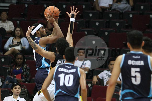Almost but not quite for winless UST Tigers as Ahanmisi bails out Adamson Falcons