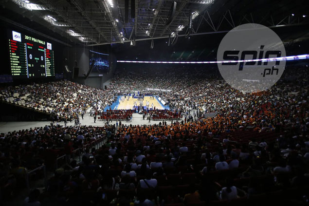 Game 6 of Ginebra-Meralco finals sets new all-time PBA attendance record