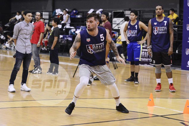 Impressive stint in PBA Draft Combine brings Robbie Herndon closer to PBA dream