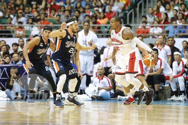 Dillinger shrugs off shooting woes, turns focus to taming 'beast' Brownlee in Game 7