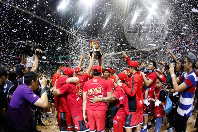 Ginebra pulls plug on Meralco rally in Game 7, completes Governors Cup repeat