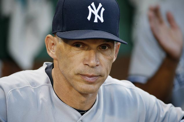 Joe Girardi leaves with 'heavy heart' as Yankees decide against re-signing title-winning manager