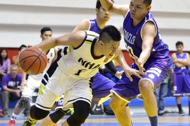 NHA takes on winless Ombudsman as DOJ, Judiciary face off in UNTV Cup